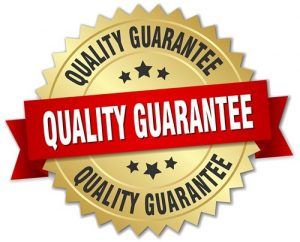 Fillrite Quality Guarantee